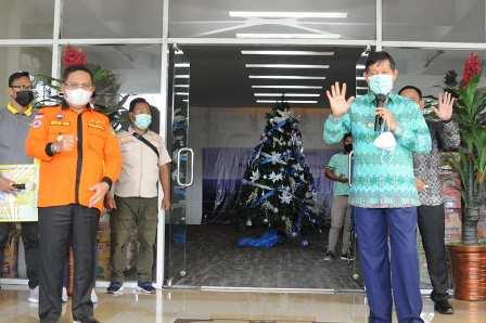 Agar Tidak Menimbulkan Masalah Hukum, Walikota GSVL Ingatkan Instansi BPBD Hati-Hati Dengan Pendataan Warga Korban Bencana