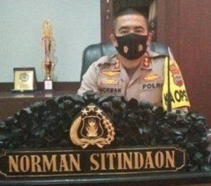 AKBP.Norman Sitindaon
