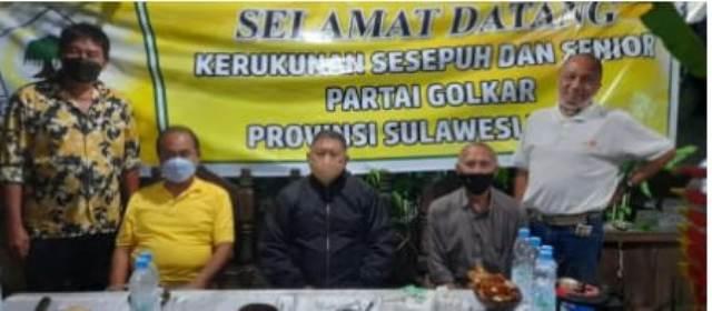 Pertemuan sesepuh dan senior PG Sulut