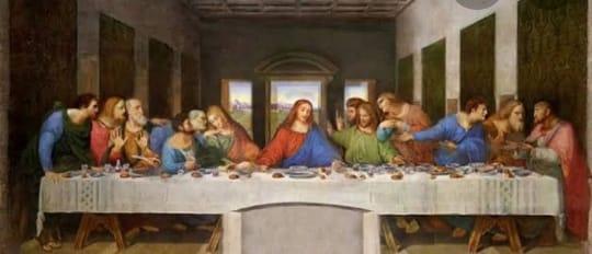 Lukisan Leonardo Davinci