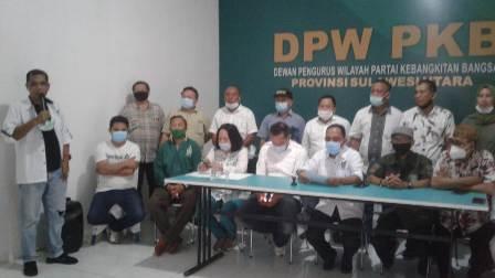 DPW dan DPC PKB Sulut