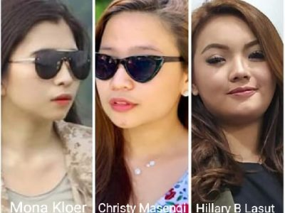 Tiga politisi perempuan milenial
