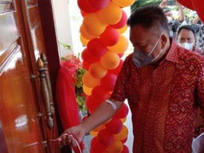 Gubernur Sulut Olly Dondokambey Resmikan GMIM Citra Anugerah
