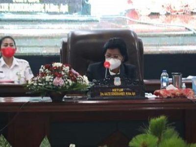 Ketua DPRD Manado