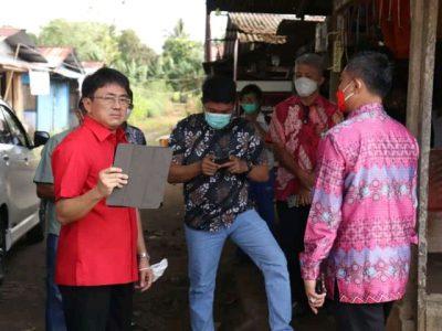 Walikota Andrei Angouw Kunjungi Pasar Tani Mapanget